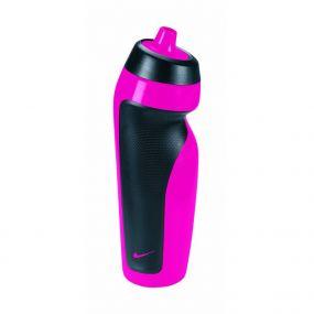 Ярко-розовая спортивная бутылка для воды Nike sport water bottle