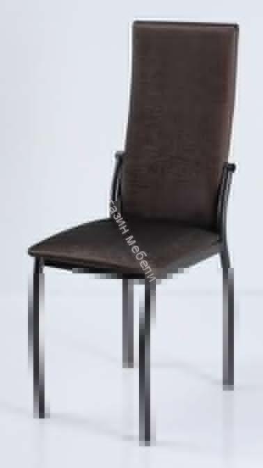 """Кухонный стул """"B-610"""" Кофе бенгал/Коричневый"""