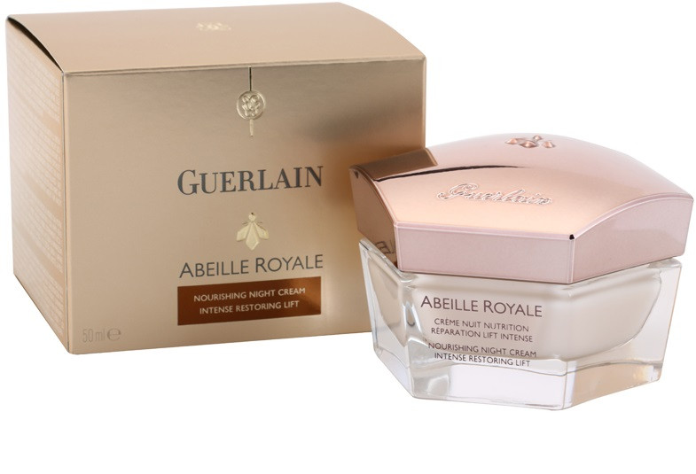 Ночной крем для лица Guerlain Abeille Royale Nuit Cream, 50 мл