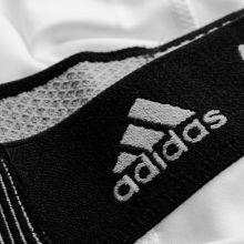 Компрессионные шорты adidas Techfit Base Short Tights 9″ белые