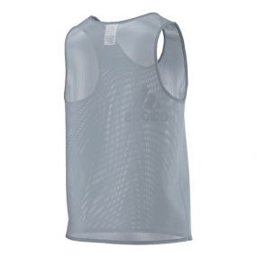 Футбольная манишка adidas Training Bib 14 серая