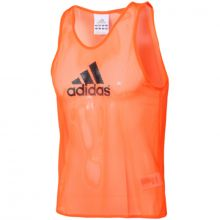 Футбольная манишка adidas Training Bib 14 оранжевая