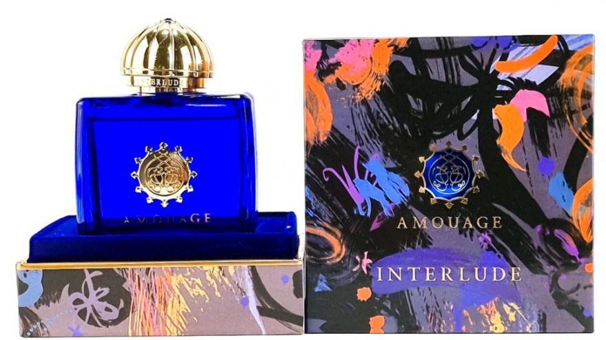 Amouage Interlude For Woman 100 мл - подарочная упаковка