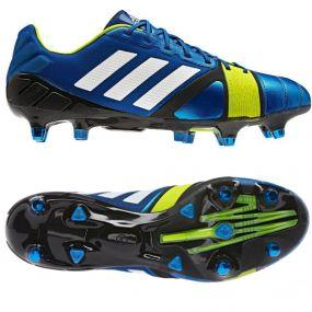 Бутсы adidas Nitrocharge 1.0 XTRX SG синие