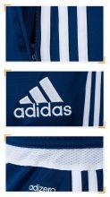 Футбольные бриджи adidas Tiro 15 3/4 Pants тёмно-синие