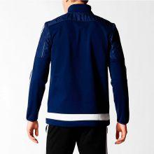 Флисовая кофта adidas Tiro 15 FleeceTop тёмно-синий