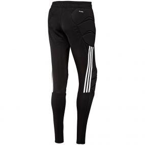 Детские вратарские штаны adidas Tierro13 Goalkeeper Pants чёрные