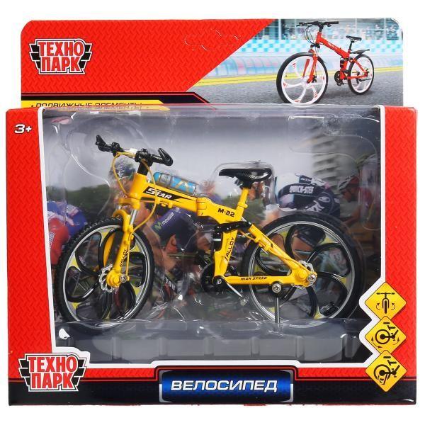Модель 1800653-R Велосипед Технопарк