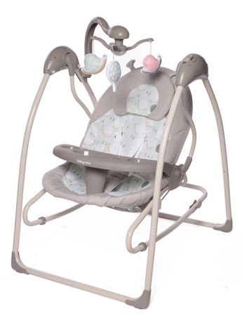 Babycare, Электрокачели IcanFly 2в1 с адаптером