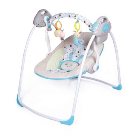 Babycare, Электрокачели Riva с адаптером