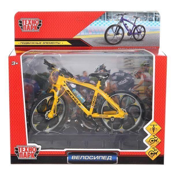 Модель 1800453-R Велосипед Технопарк