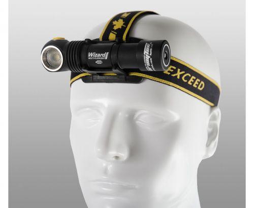 Мультифонарь Armytek Wizard Pro Magnet USB (тёплый свет)