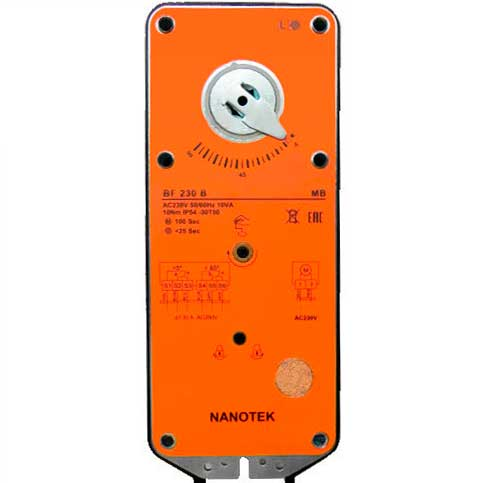 Электропривод NANOTEK BF230B