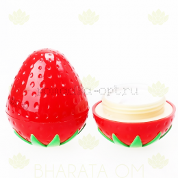Крем для рук Wokali Fruit Hand Cream Strawberry Клубник