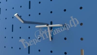 Комплект крючков Верстакофф из 5 шт. 200 мм