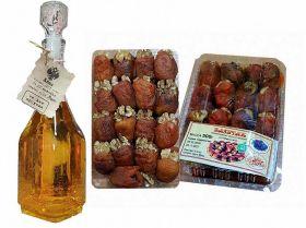 Набор №40 - ХАШТАК натуральная восточная сладость + подарок