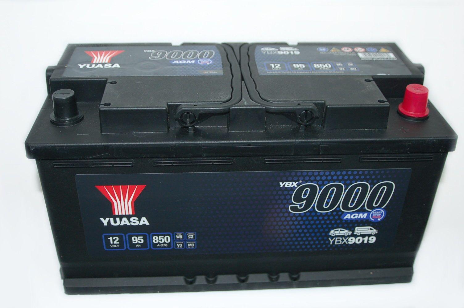 AGM аккумулятор 95Ач