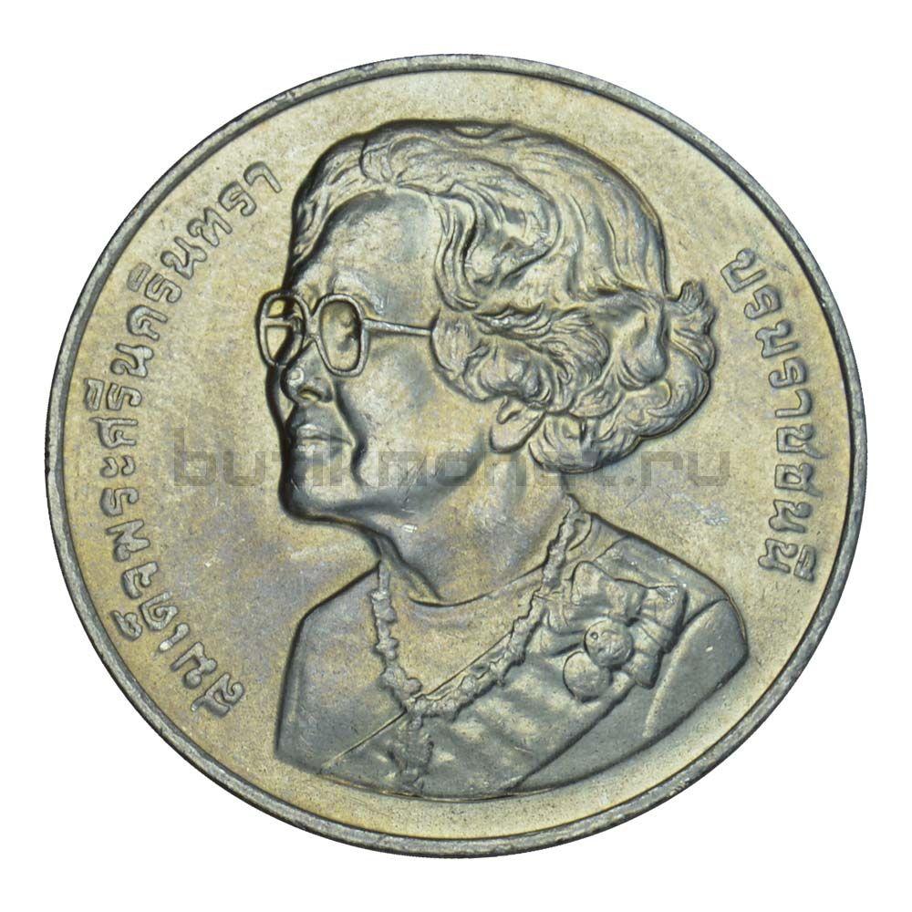 20 бат 2000 Таиланд 100 лет со дня рождения Принцессы-Матери