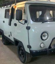 Шноркель для УАЗ 452 и модификаций