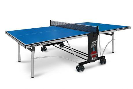"""Теннисный стол для помещений """"Start line Top Expert Light Indoor"""" (274 х 152,5 х 76 см) с сеткой"""