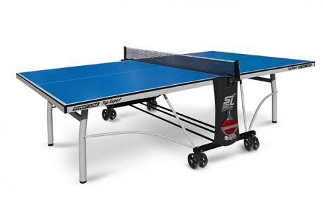 """Теннисный стол для помещений """"Start line Top Expert Indoor"""" (274 х 152,5 х 76 см) с сеткой"""