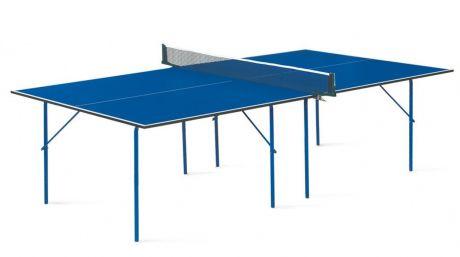 """Теннисный стол для помещений """"Start line Hobby-2 Indoor"""" (273 х 152,5 х 76 см) с колесами"""