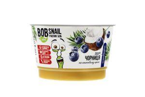 Десерт кокосовый с черникой ТМ Bob Snail, 180 грамм