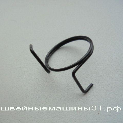 Пружина механизма петлителя BROTHER 2340 CV COVER STITCH  цена 300 руб.