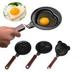 Сковорода мини KH-2307 сердечко 12 см