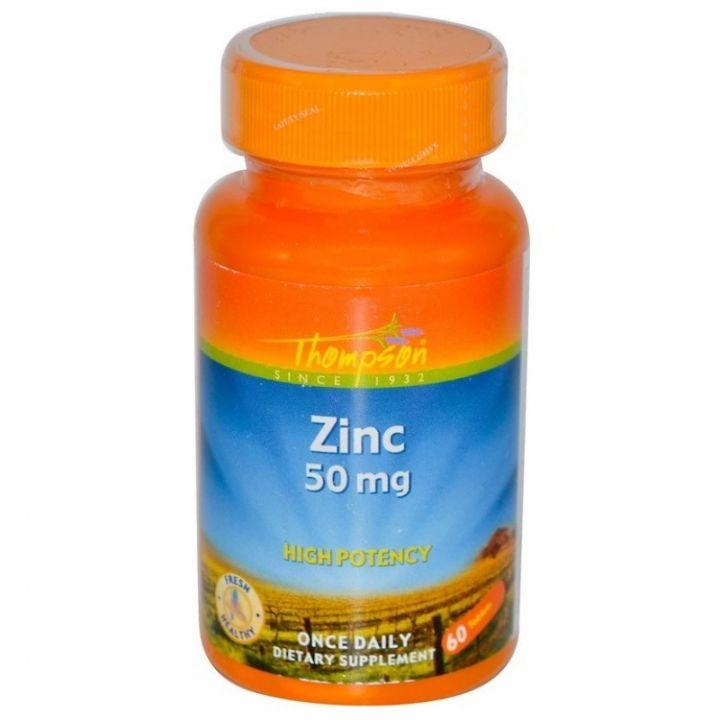 Thompson - Zinc 50 мг