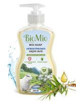 Жидкое мыло с маслом чайного дерева BioMio,300 мл