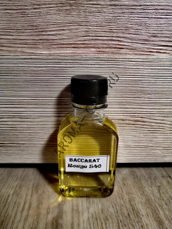Парфюмерное масло Baccarat Rouge 540 100 мл