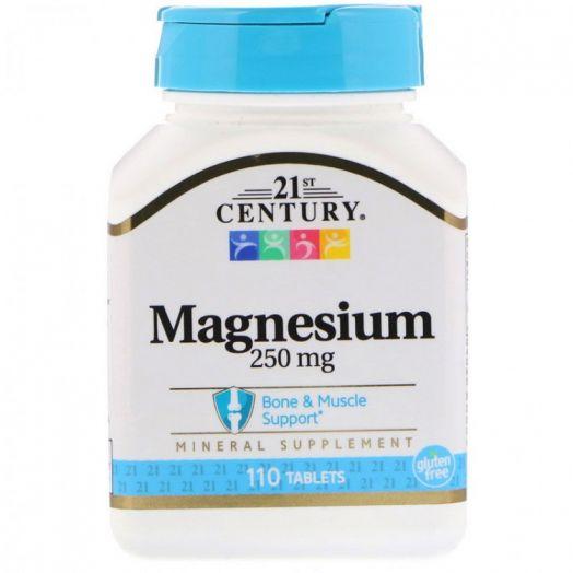 21st Century - Магний 250 мг
