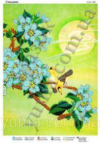 ЮМА ЮМА-3309 Свидание схема для вышивки бисером купить оптом в магазине Золотая Игла - вышивка бисером