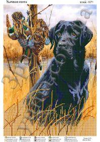 ЮМА ЮМА-3271 Удачная Охота схема для вышивки бисером купить оптом в магазине Золотая Игла - вышивка бисером