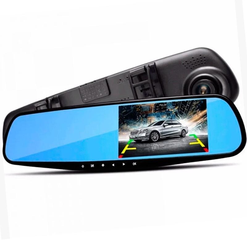 Автовидеорегистратор-зеркало TS-CAR17