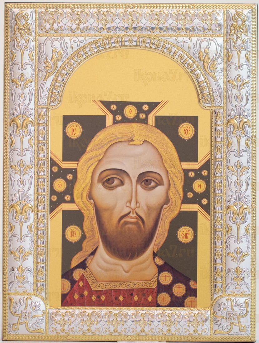Икона Спас Златые Власы (18х24см)