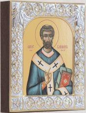 Икона Климент Римский, папа и священномученник (9х10,5см)