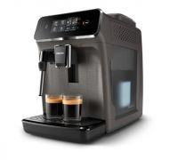 Кофемашина Philips EP2224 Series 2200, черный/светло-серый