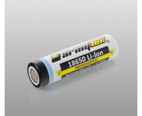 Аккумулятор Armytek 18650 Li-Ion 3200 mAh. Незащищённый