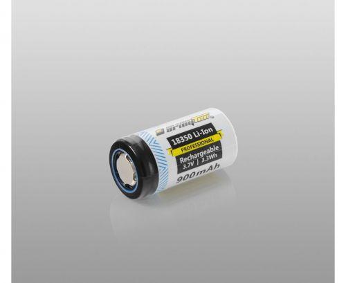 Armytek 18350 Li-Ion 900 mAh. Незащищённый