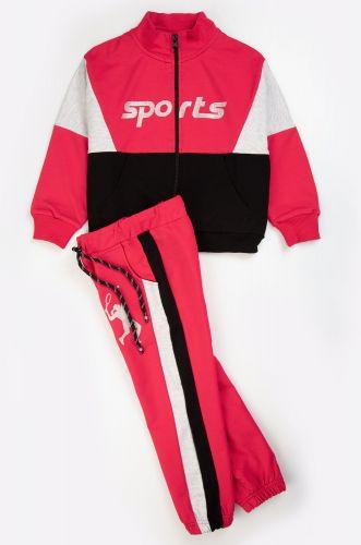 """Спортивный костюм для девочек 3-7 лет Bonito """"Sports"""""""