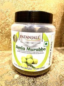 AMLA MURABBA, Patanjali (АМЛА МУРАББА плоды амлы в сиропе, Патанджали), 500 г.