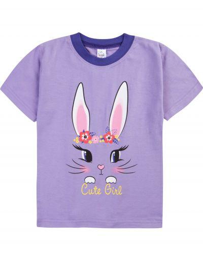 """Футболка для девочек 1-4 лет Bonito """"bunny"""""""