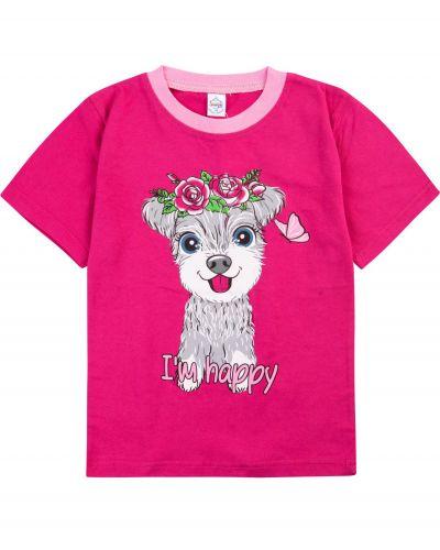"Футболка для девочек 1-4 лет Bonito ""Dogs+"""