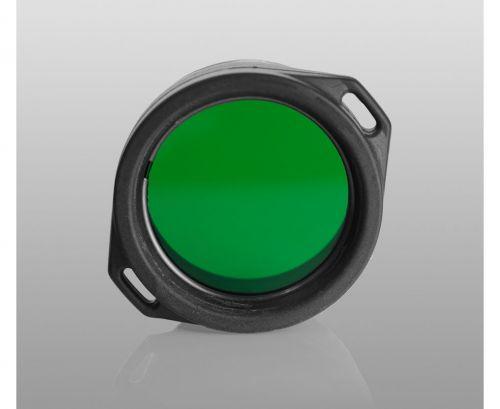 Зелёный фильтр Armytek для фонарей Predator/Viking