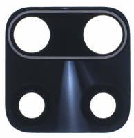 Стекло камеры Xiaomi Redmi Note 9 (black) Оригинал