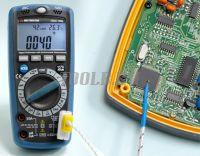 АММ-1062 Мультиметр цифровой - измерение температуры фото