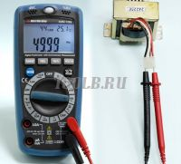 АММ-1062 Мультиметр цифровой - измерение частоты фото