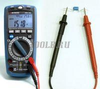 АММ-1062 Мультиметр цифровой - измерение ёмкости фото